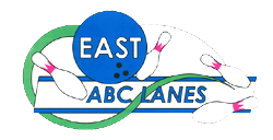 ABC East Lanes Logo